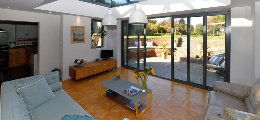 Schuco windows and doors