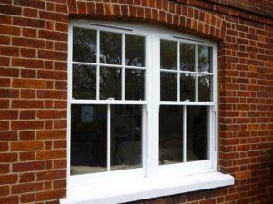 picture of new aluminium sliding window