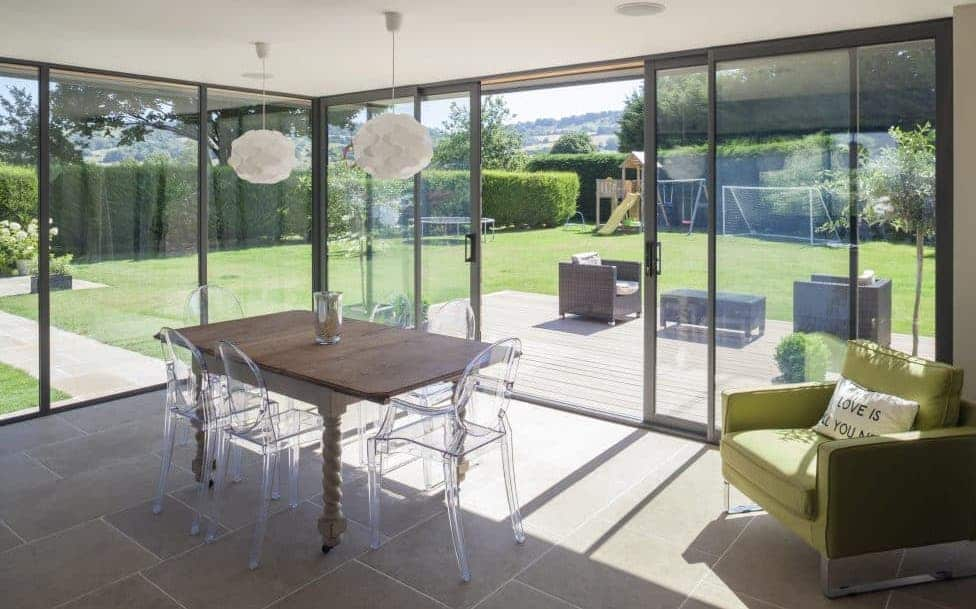 how to choose between bifolding or sliding doors