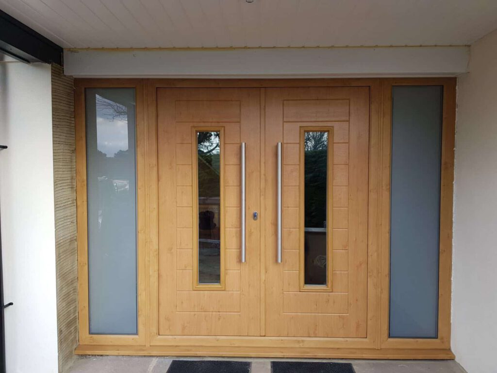 composite front doors supplied and fitted aspire bifolds. Black Bedroom Furniture Sets. Home Design Ideas