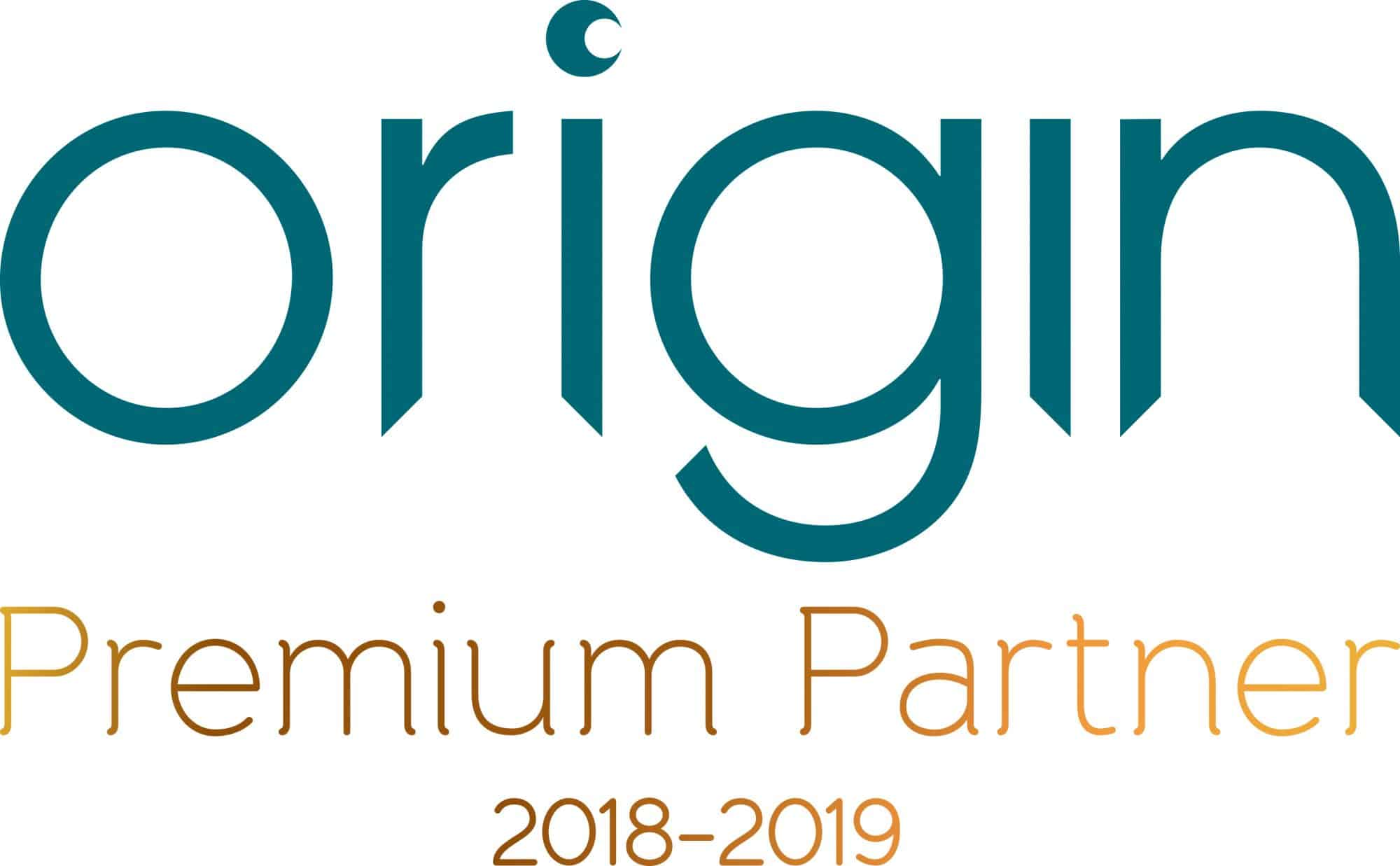 Origin Gold Installer logo